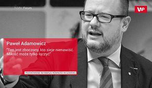 Paweł Adamowicz - prezydent gdańszczan i nie tylko