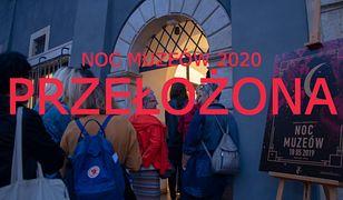 Warszawa. Noc Muzeów została przełożona na wrzesień