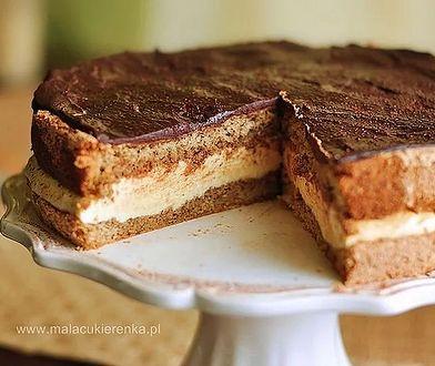 Ciasto coffee time. Warstwowy wypiek dla fanów kawy