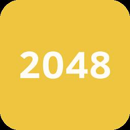 Logo gry 2048