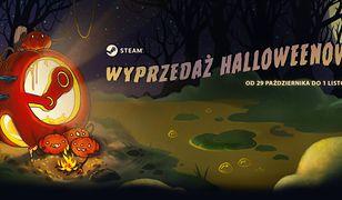 Steam: wyprzedaż z okazji Halloween