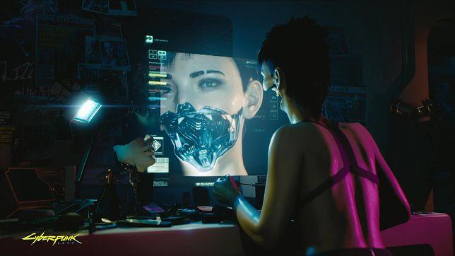 Cyberpunk 2077 został pokazany dopiero po 5 latach od zapowiedzi
