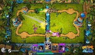 Gra Brawl of Ages jest sieciową karcianką kolekcjonerską pozwalającą na pojedynki z innymi graczami