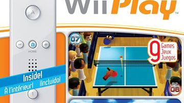 """Wii Play najlepiej sprzedającą się""""grą"""" w USA"""