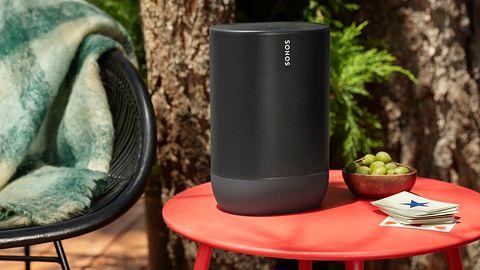 Sonos Move, przenośny głośnik może być świetnym prezentem dla domowników