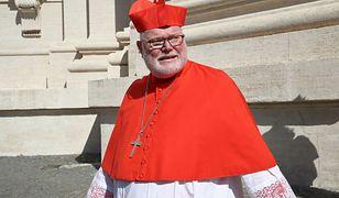 Pedofilia w niemieckim Kościele. Kardynał Reinhard Marx złożył rezygnację