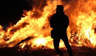 Liban. Gigantyczny pożar obozu dla uchodźców. Powodem podpalenie
