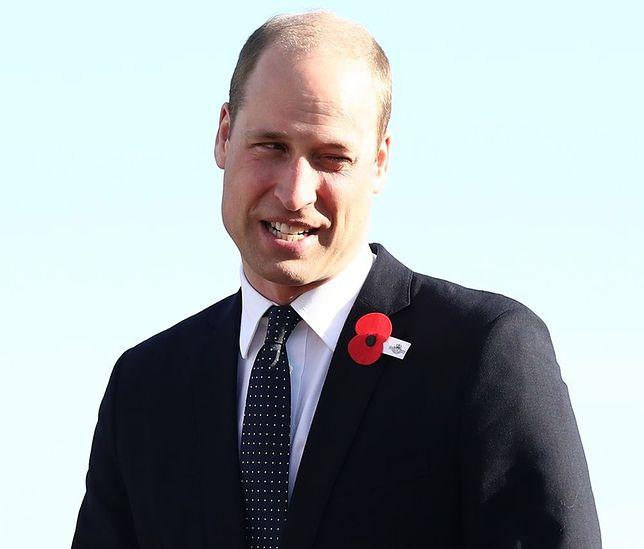 Książę William w Nowej Zelandii