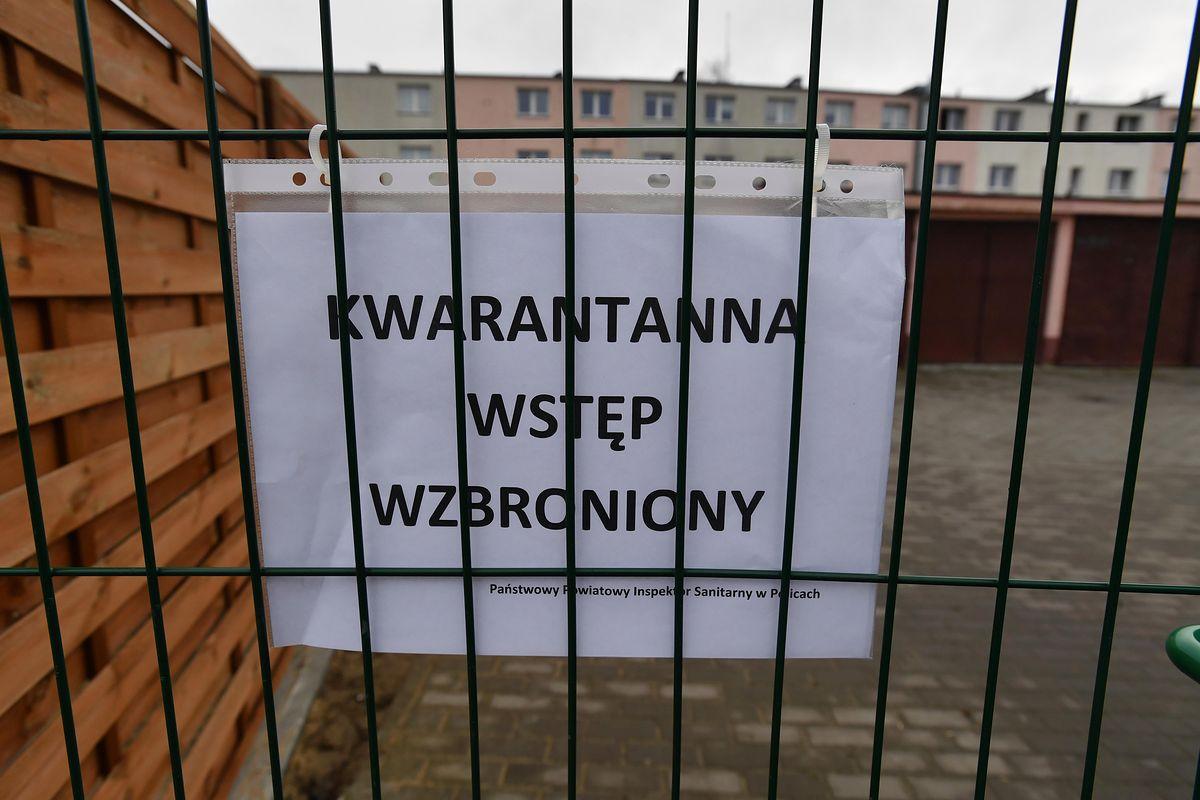 Koronawirus w Polsce. Miejsca zbiorowej kwarantanny na Mazowszu. Gdzie je znajdziemy?