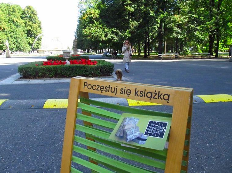 II Plener Literacki w Ogrodzie Saskim. Trzy dni z książką, pisarkami i pisarzami, wydawcami, laureatami książkowych konkursów
