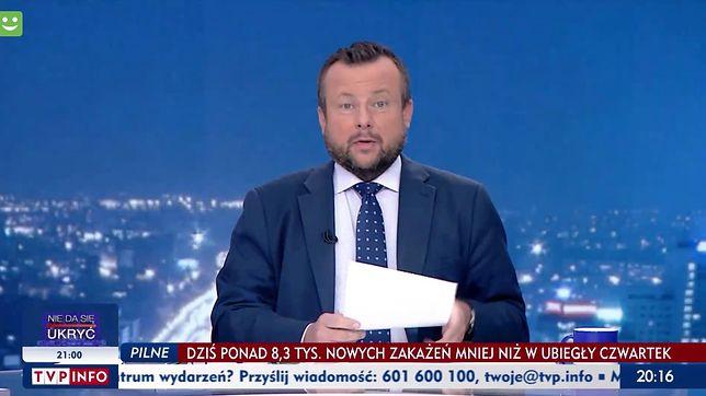 TVP Info zanotowało mocne spadki oglądalności w pierwszym kwartale 2021 r.