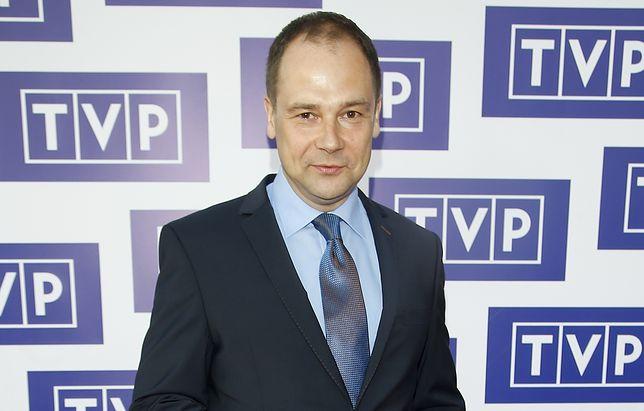 Jarosław Kulczycki rozstał się z TVP w 2016 r.