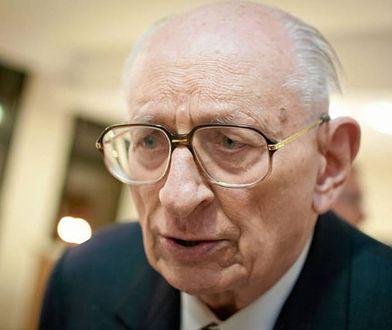 """95 lat temu urodził się Władysław Bartoszewski. """"Warto być przyzwoitym"""""""