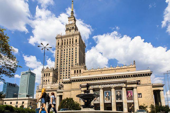 Warszawa. Trwa remont Sali Kongresowej