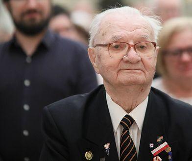 Sto lat bohatera. Burmistrz Bredy przyleciał do Warszawy podziękować