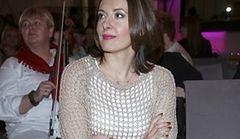 Monika Kuszyńska w dobrej formie