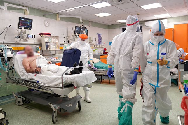 Koronawirus. Przepełnione szpitale. Czechy proszą Polskę o pomoc