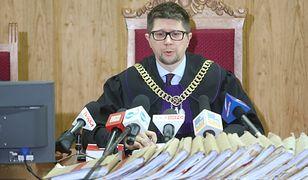 Sędzia Wojciech Łączewski skazał byłego szefa CBA Mariusza Kamińskiego na 3 lata więzienia