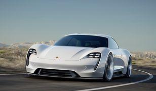 Koncept Porsche Mission E