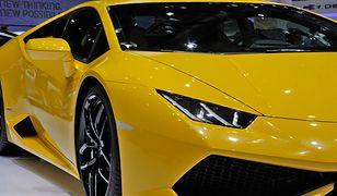 Lamborghini Huracan Genewa 2014
