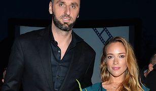 Marcin Gortat i Alicja Bachleda-Curuś tworzą szczęśliwą parę