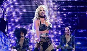 Britney Spears znów koncertuje. I znów jest o niej głośno
