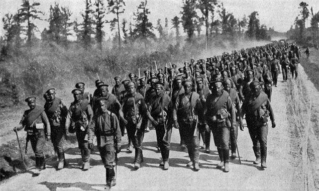 """Bitwa pod Tannenbergiem. """"Drugi Grunwald"""" wygrali Niemcy"""