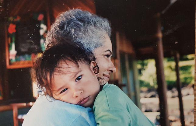 Pani Marianna z mężem i dziećmi mieszkali na Samoa ponad 20 lat