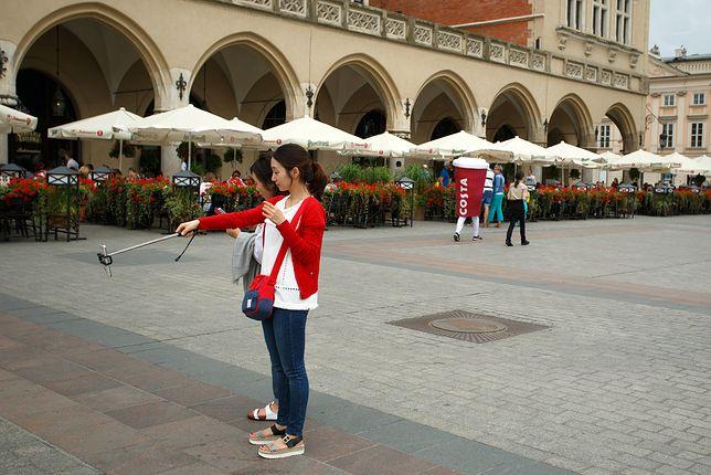 Polska coraz bardziej atrakcyjna. Wzrasta liczba turystów, szczególnie z Azji