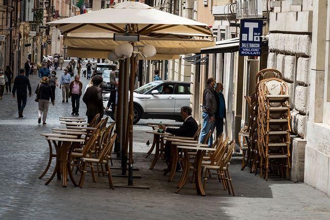 Rzymski bar zakazał rozmów o COVID-19 (zdjęcie ilustracyjne)