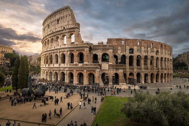 Koloseum jest zamknięte z powodu koronawirusa