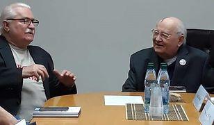 Gorbaczow wieszczy globalną katastrofę. Wałęsa: Trzeba wycofać się z broni jądrowej