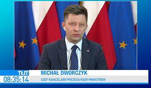 Wyniki wyborów 2020. Michał Dworczyk mówi o pierwszych wnioskach