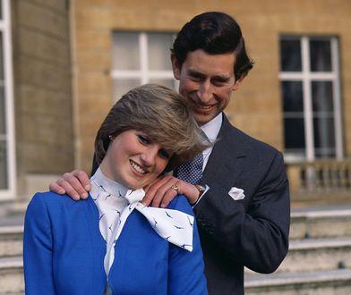 Diana Spencer i książę Karol zaręczyli się 3 lutego 1981 roku