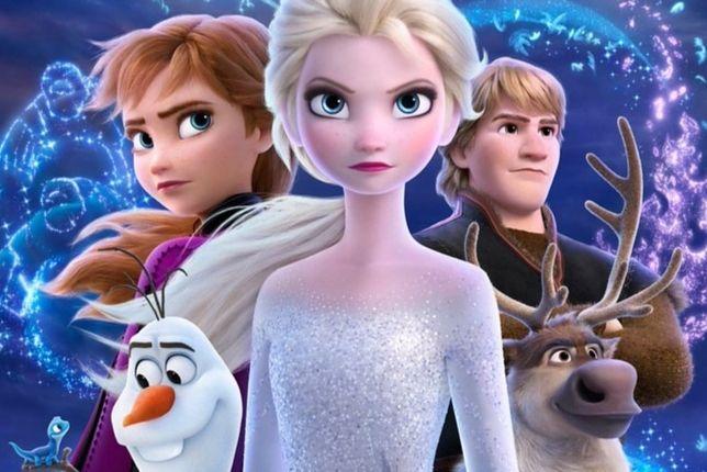 """Disney przygotował niespodziankę dla fanów """"Krainy lodu"""""""