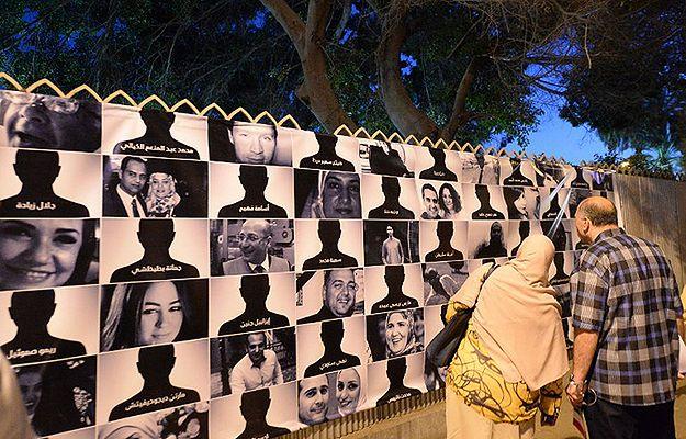 Zdjęcia ofiar katastrofy