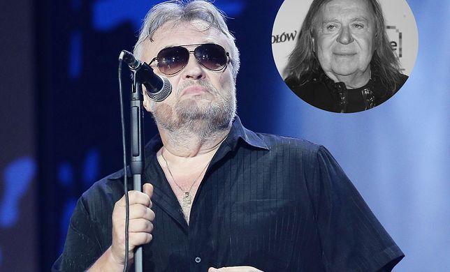 Krzysztof Cugowski zaśpiewał dla zmarłego kolegi