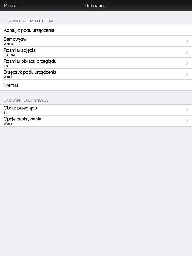 Wersja dla iOS-a