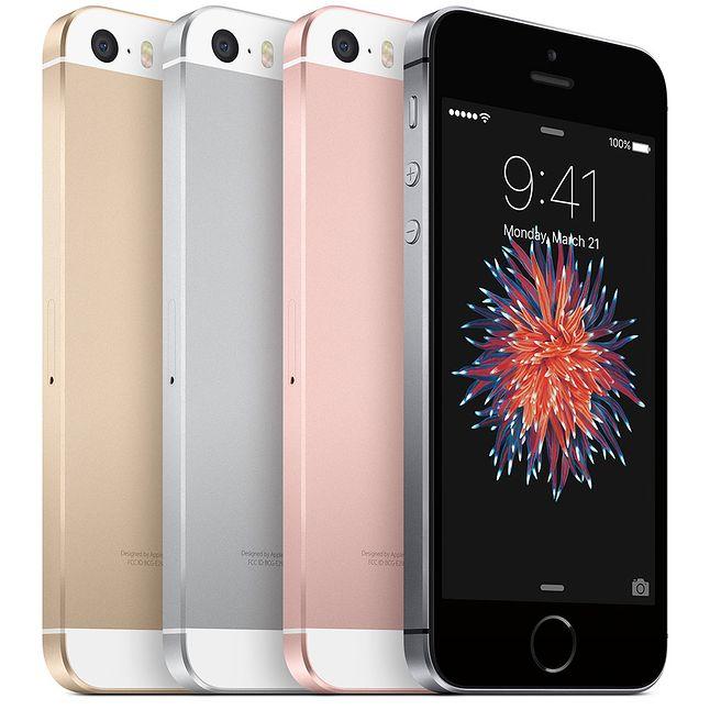 iPhone 5 Special Edition, w skrócie iPhone SE