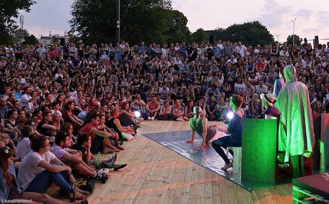 """Za darmo: Dziś kolejny spektakl z cyklu """"Teatr na leżakach"""""""