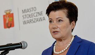 """""""Zrobiono ze mnie kozła ofiarnego"""". Były dyrektor BGN podaje Hannę Gronkiewicz-Waltz do sądu"""