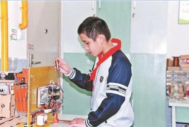 12-latek stworzył genialny wynalazek. Wygrał nagrodę w konkursie