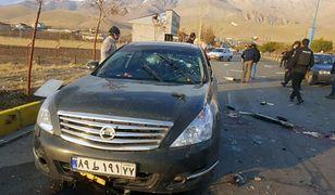 Szef irańskiego program nuklearnego został zabity zdalnie sterowanym karabinem maszynowym