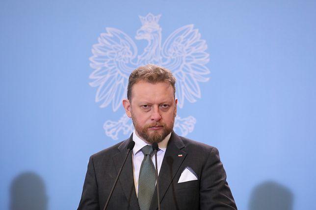 """Koronawirus w Polsce. Łukasz Szumowski: """"Za tydzień dojdziemy do tysiąca zakażonych""""."""