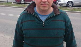 """Dariusz Borzym - Przedstawiciel Stowarzyszenia Mieszkańców """"Zakątek Cybisa"""""""