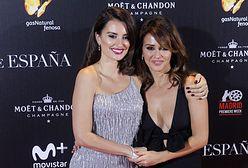 "Penelope i Monica Cruz - piękne siostry na premierze ""The Queen Of Spain"""