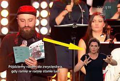Koncert TVP na cześć Powstańców Warszawskich. Tłumaczki języka migowego skradły show