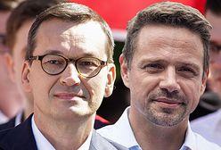 """Czy Morawiecki i Trzaskowski są po imieniu? Skąd ten """"Rafał""""?"""