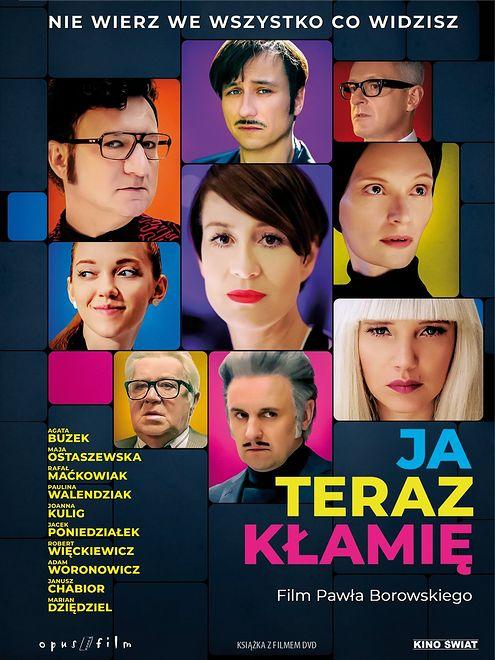 """""""Ja teraz kłamię"""": Polskie kino w doborowej obsadzie już na DVD"""