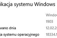Wersja 19H1 wciąż się tworzy, a 19H2 jest tajemnicą – tymczasem Microsoft udostępnia testową aktualizację 20H1